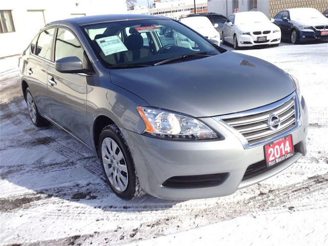 DIGO NEWS: Nissan 2014 Sentra 1.8 LOW MILEAGE! CLEAN UNIT