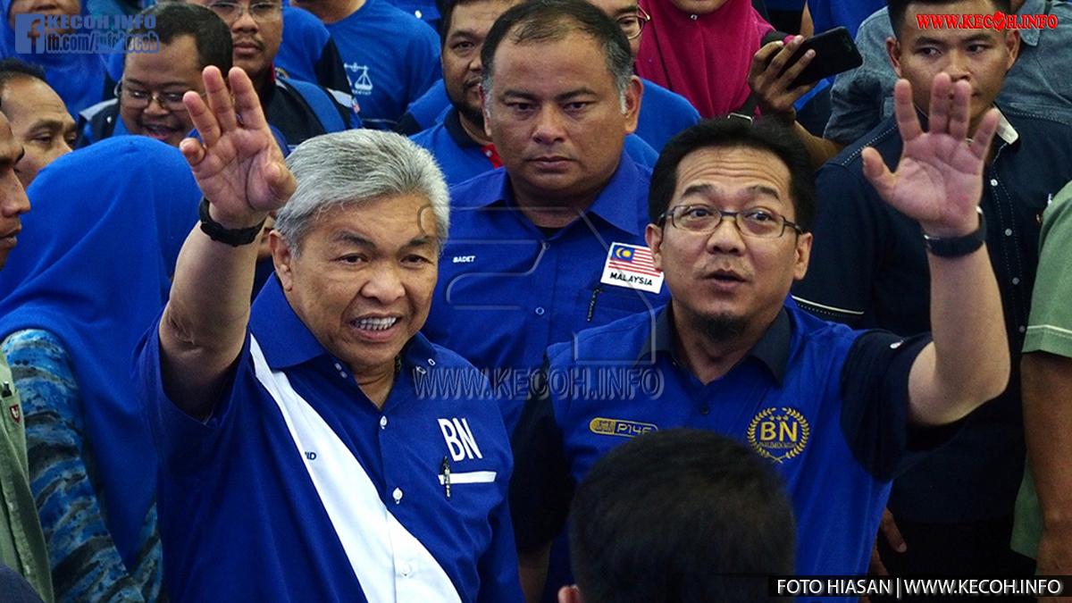 """UMNO BN Yakin Menang PRU14 Ini Jika Tidak Menang Akan """"TERJUN PERIGI"""" Jika Tewas?"""