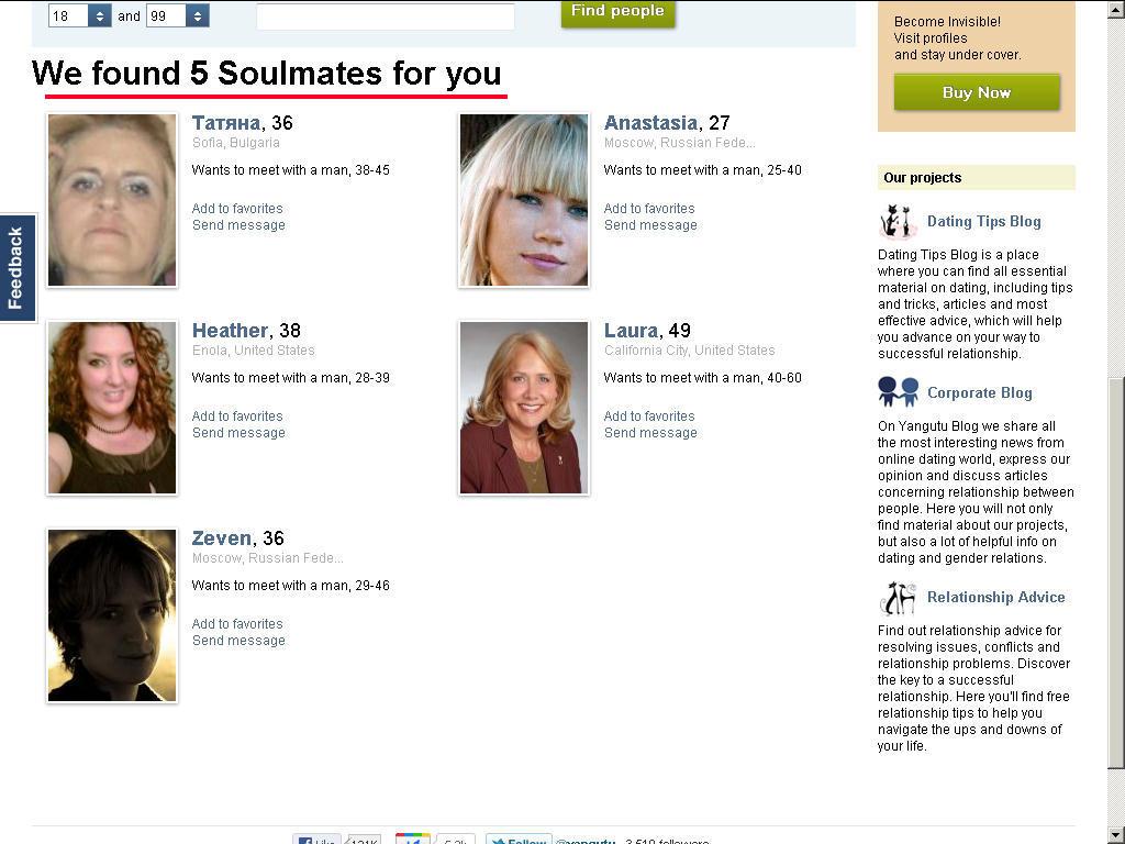 yangutu dating website