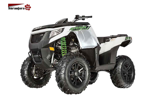 2016 ARCTIC CAT ALTERRA 700 EPS XT