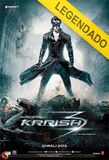 Krrish 3 – Legendado