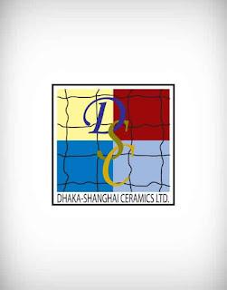 dhaka-shanghai ceramics ltd, dhaka-shanghai ceramics ltd vector logo, utensil, blade, sharper, tank, toilet, pipe, ceramic, pump