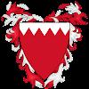 Logo Gambar Lambang Simbol Negara Bahrain PNG JPG ukuran 100 px