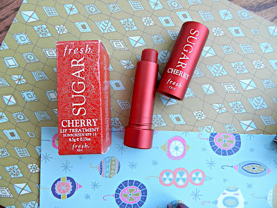 Fresh Sugar Lip Treatment Christmas Stocking Stuffer