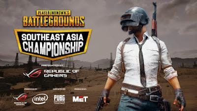 PUBG Southeast Asia Championship 2018
