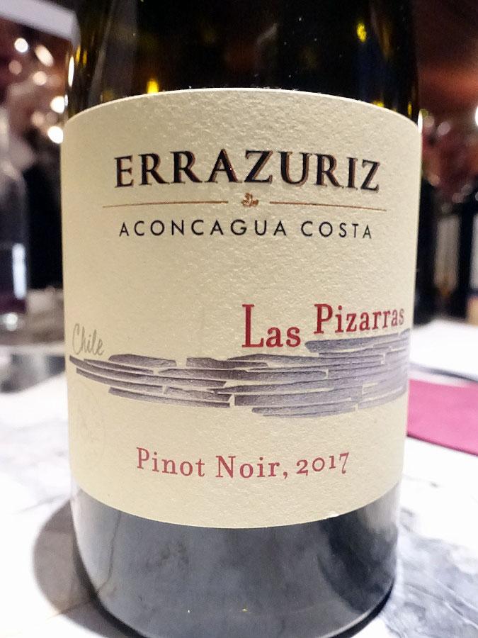 Errázuriz Las Pizarras Pinot Noir 2017 (92 pts)