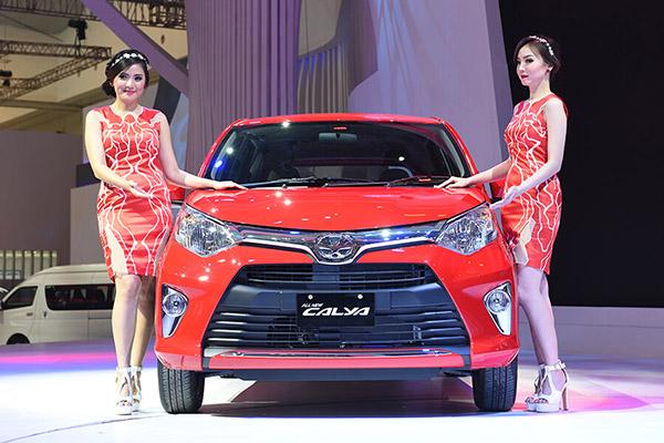 Penjualan Toyota Calya Meroket