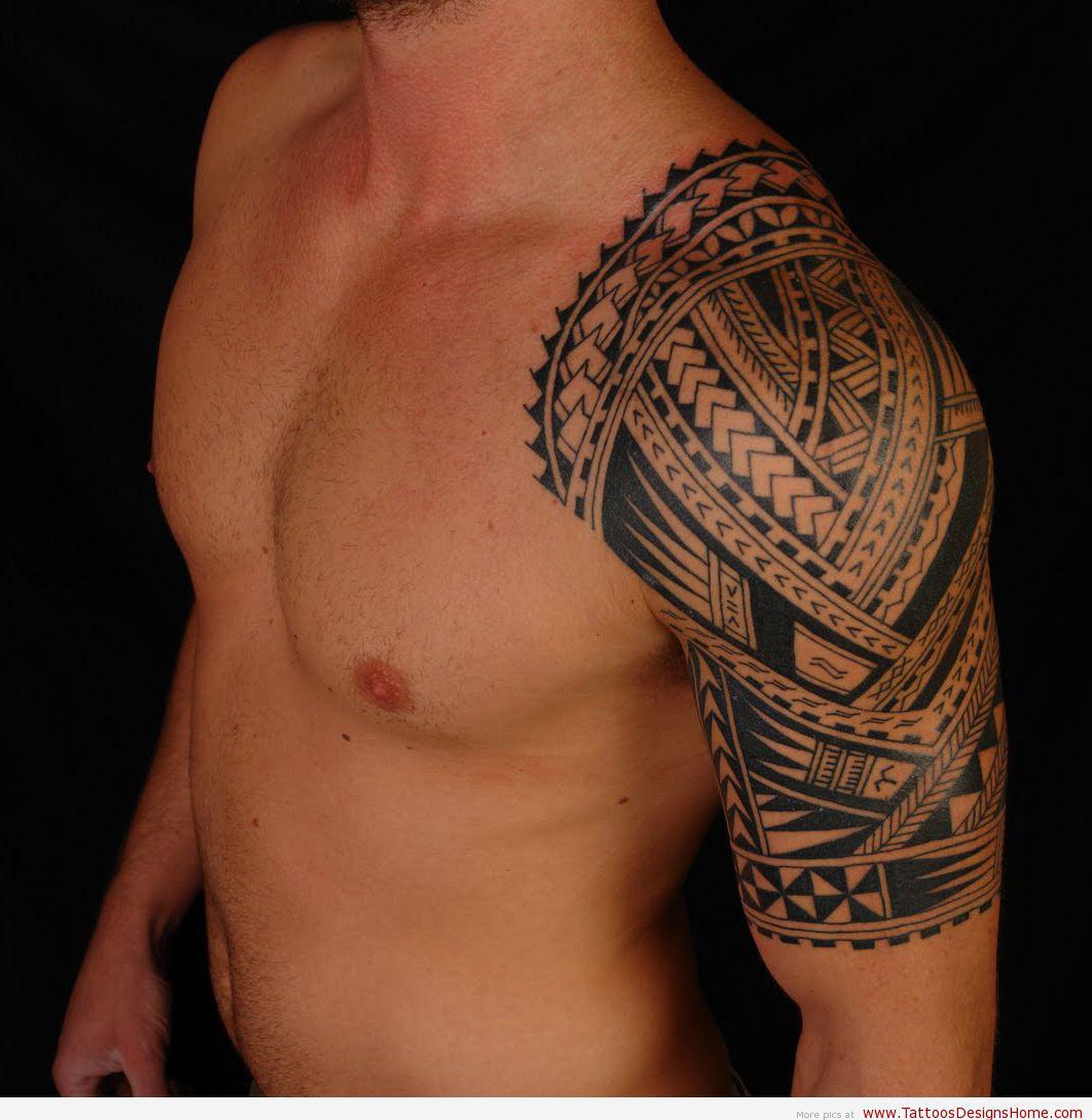 maori tattoos 7