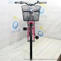 City Bike Wimcycle Campus 26 Inci