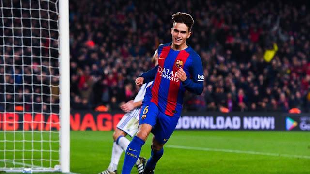 Tekad Denis Suarez Perjuangkan Posisinya di Barca