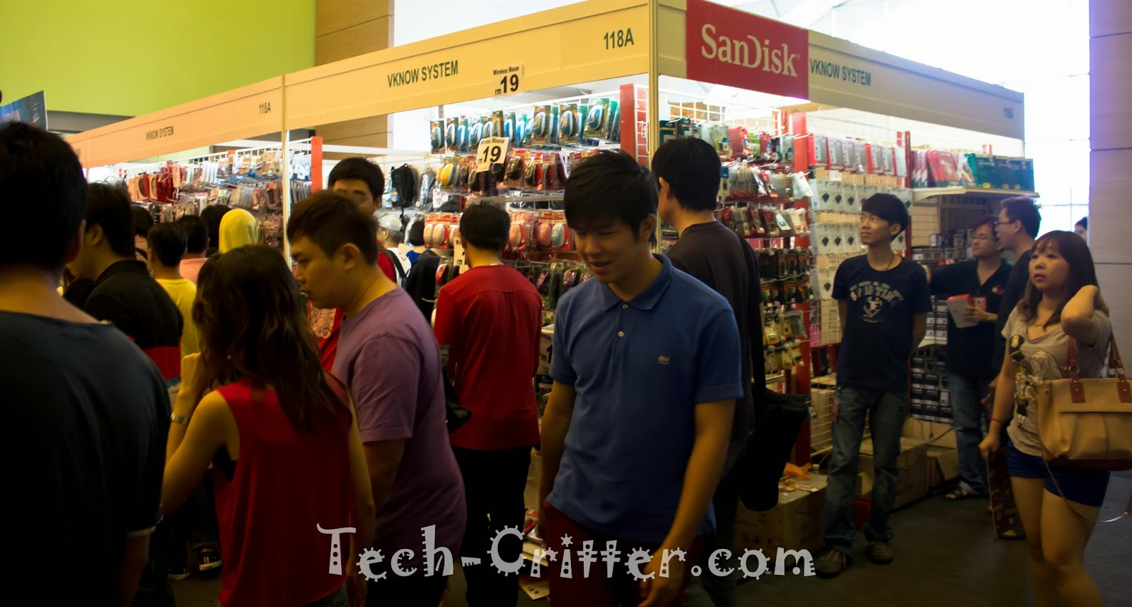 Coverage of the Malaysia IT Fair @ Mid Valley (17 - 19 Jan 2014) 275