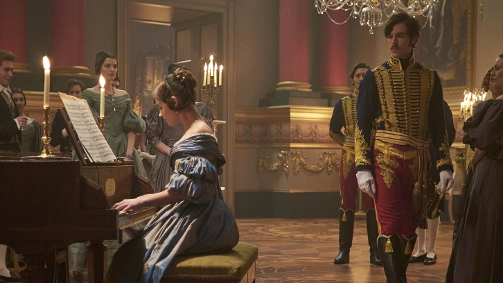 Victoria - Brocket Hall - Sneak Peek + Teasers