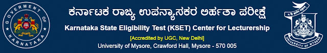 K-SET Results 2017 Karnataka SET Results 2017