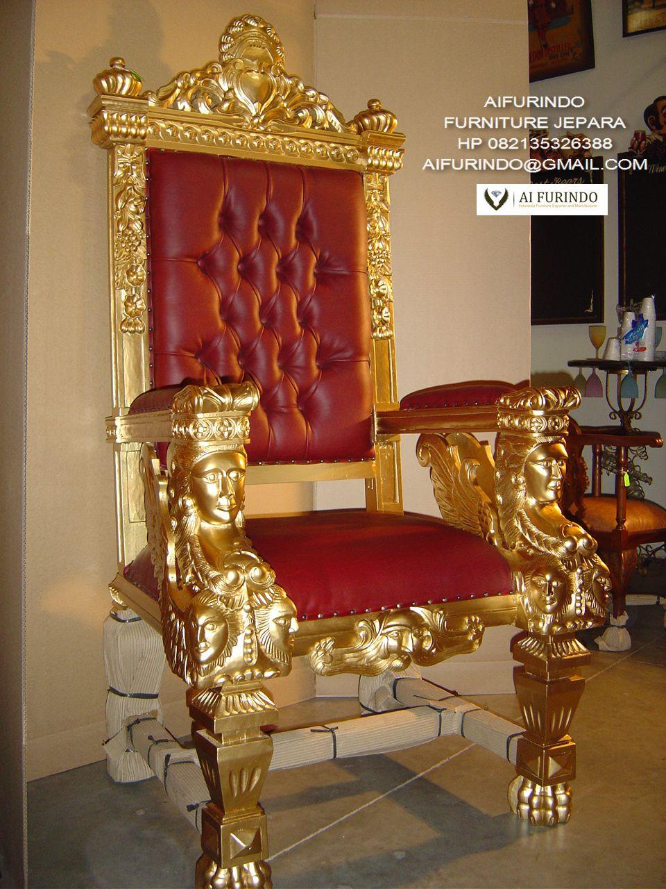 Furniture Ukir Kursi Ukir Jepara Jual Furniture Jepara