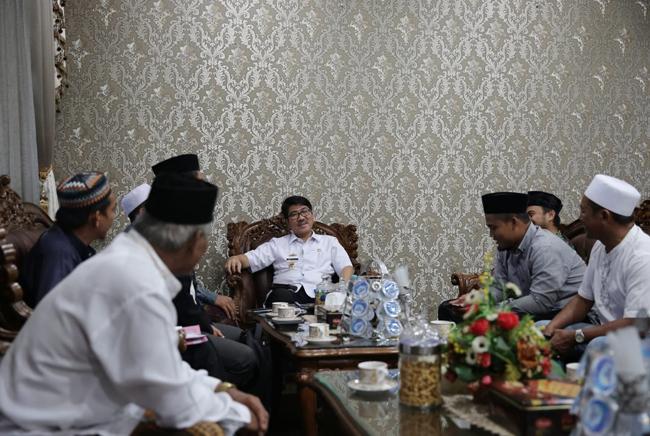 IK-DMI Mendaulat Sekdaprov Lampung Sebagai Dewan Penasehat