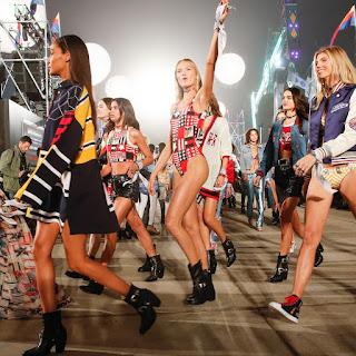 TOMMLAND, #TOMMYNOW, Gigi Hadid, TOMMYXGIGI, Tommy hilfiger, woman, mujer, moda, fashion, Fergie, blog moda masculina,