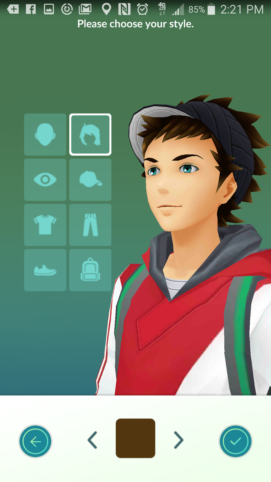 Pokemon GO model customization