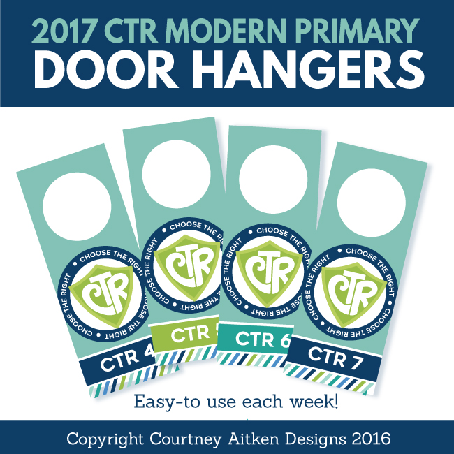 All things bright and beautiful 2017 free modern primary for Idea door primary printables