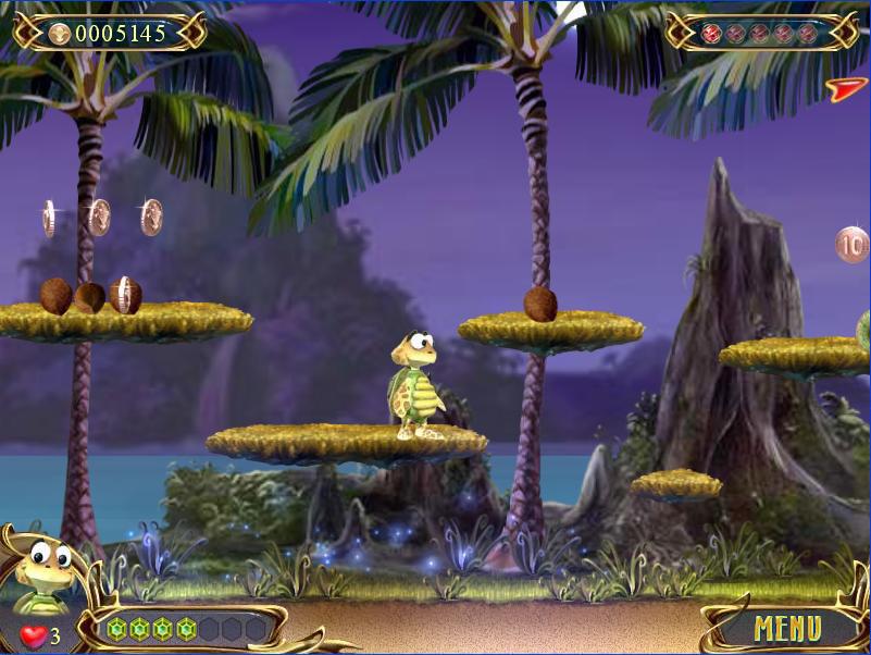 Turtle Odyssey Gameplay Playthrough - Part 3 - YouTube
