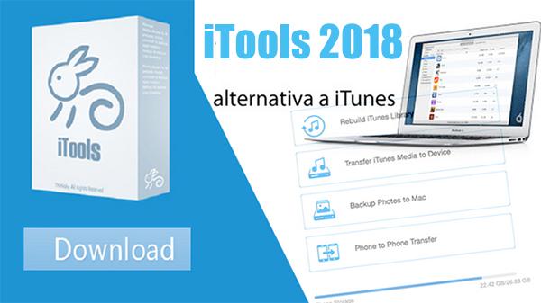 Tải iTools 4.3.6.5 Tiếng Việt và Tiếng Anh mới nhất 2018 cho IOS 9, 10, 11 c