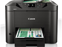 Canon MAXIFY MB5350 Driver Download - Windows, Mac, Linux
