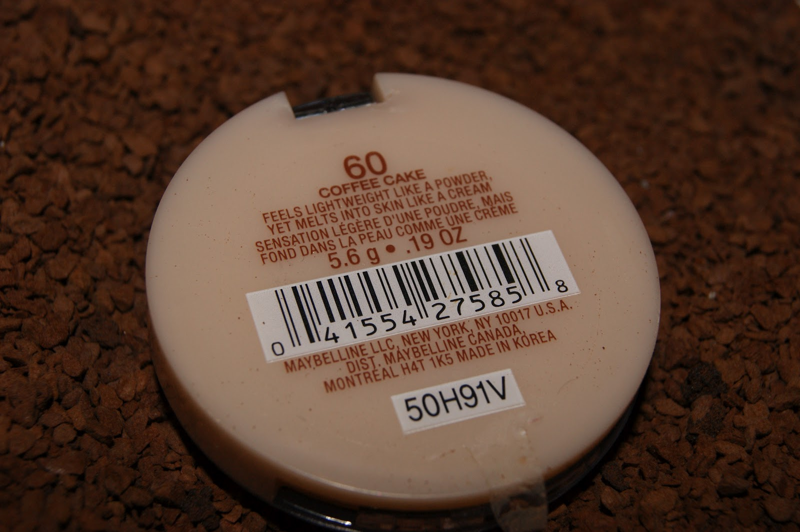 Maybelline Bouncy Blush Coffee Cake