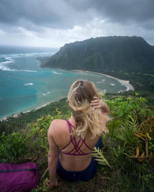 Sara Underwood comparte fotos de sus viajes y se vuelve viral