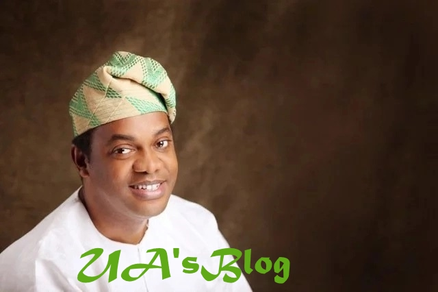 Ex-governors the problem of the Senate– Donald Duke