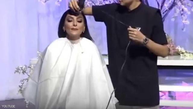 تعرف علي أسباب حلق شعر المذيعة السعودية أميمة التميمي صاحبة برنامج سيدتي علي الهواء