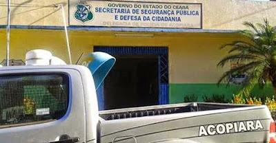 Resultado de imagem para ROUBO A TRANSPORTE COLETIVO PAU DE ARARA NA ZONA RURAL de acopiara ce