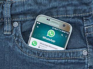 WhatsApp amendments