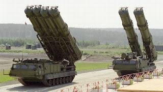 Sistem Pertahanan Rudal Udara S-400