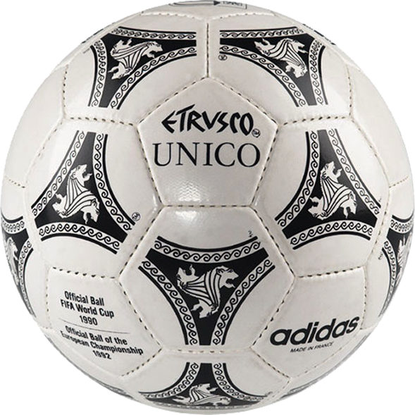 Bola Resmi Piala Dunia FIFA 1990 Etrusco