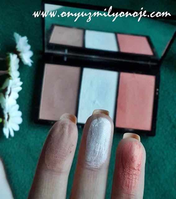 Pastel Profashion Color Correct Kontür Paleti