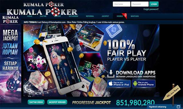 freebet judi poker online bonus deposit 30%