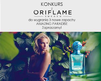 http://urodaizdrowie.pl/konkurs-z-oriflame-do-wygrania-3-nowe-zapachy-amazing-paradise