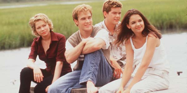 film serial barat era 90-an, dawson's creek