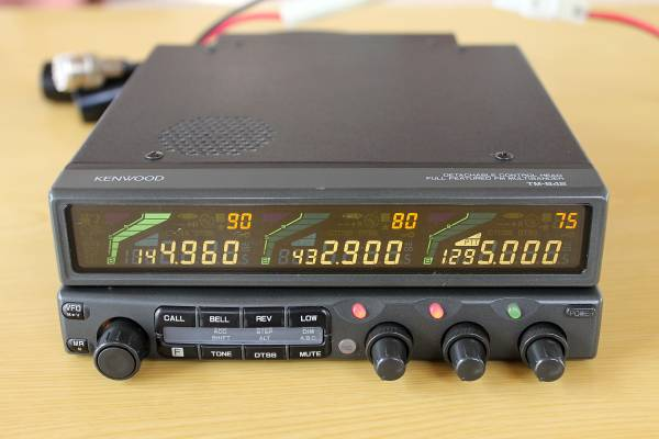 Kenwood TM-842 Mobile Radio