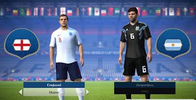 FIFA 14 ModdingWay Mod Update 22.0.0 World Cup 2018 Edition