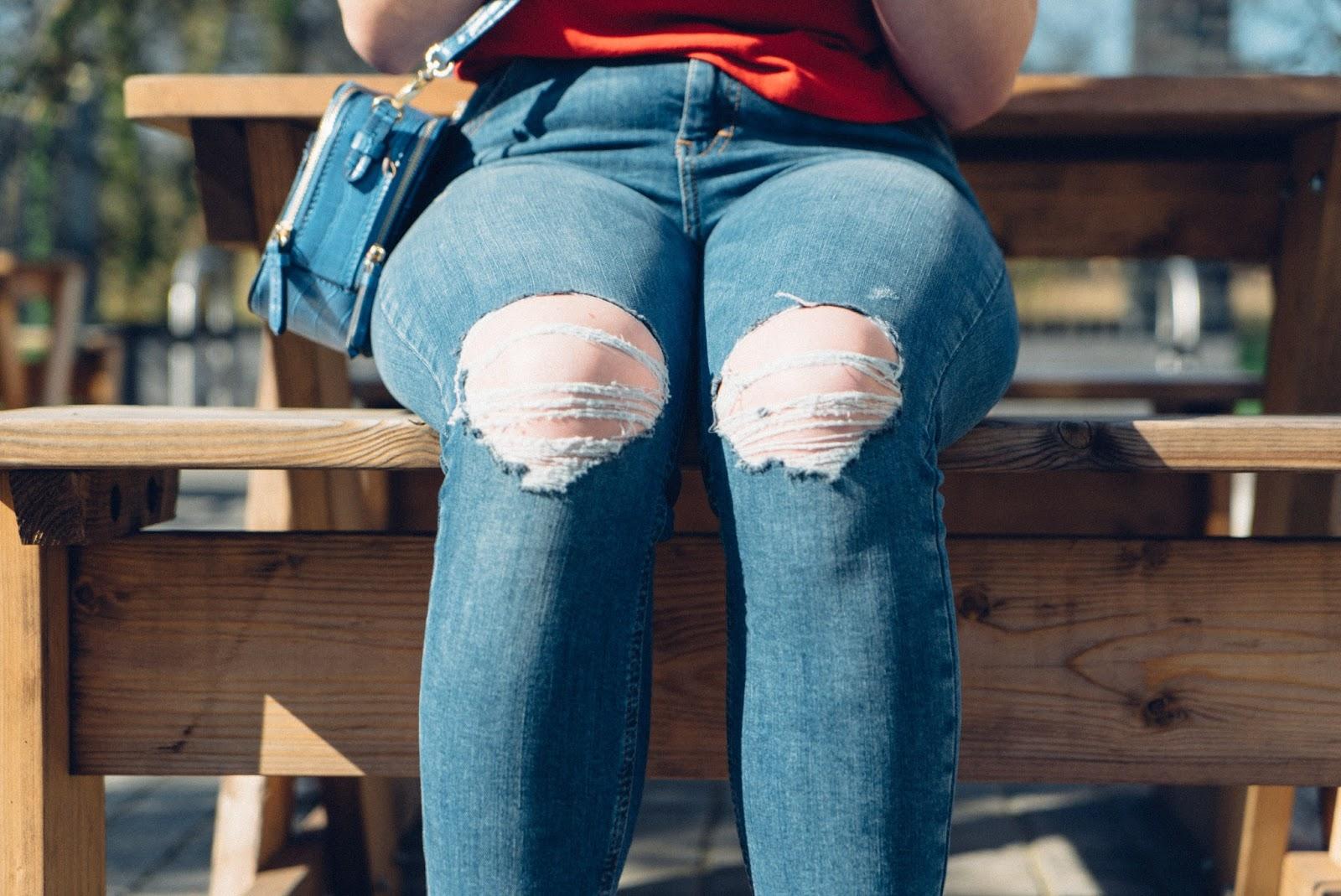 marisa thorne topshop jeans