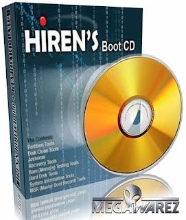 اسطوانة الصيانة الجبارة Hirens.BootCD.15.2