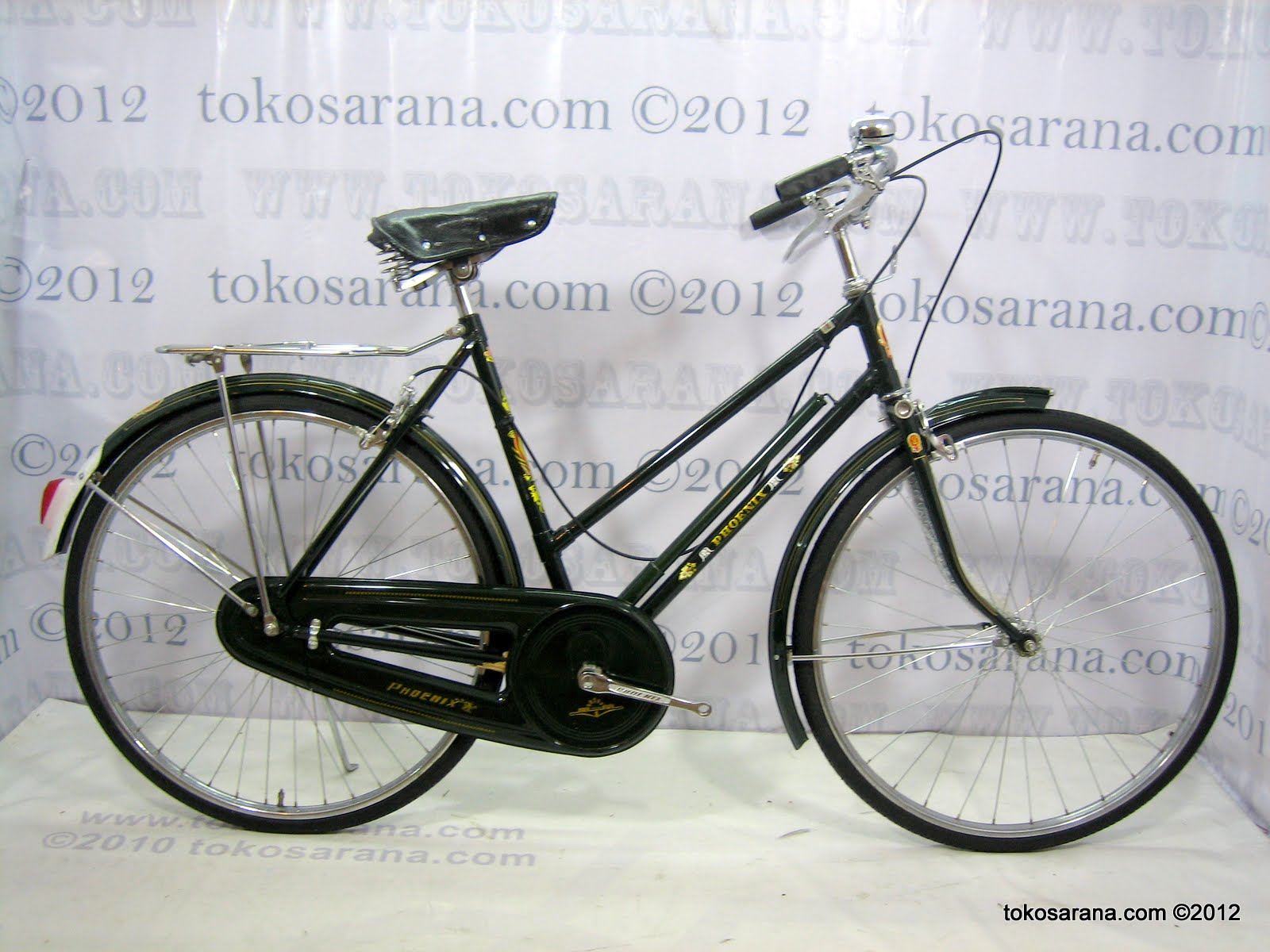 Tokosarana Mahasarana Sukses Heavy Duty Bike Phoenix Spl65 Light Roadster For Ladies 26 Inci