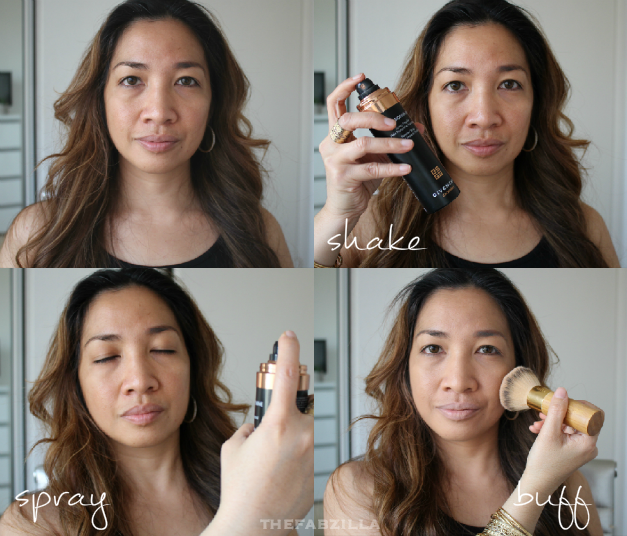 how to use givenchy brume bonne mine, Givenchy Brume Bonne Mine, Review, Swatch, Summer Beauty, jennifer lopez makeup