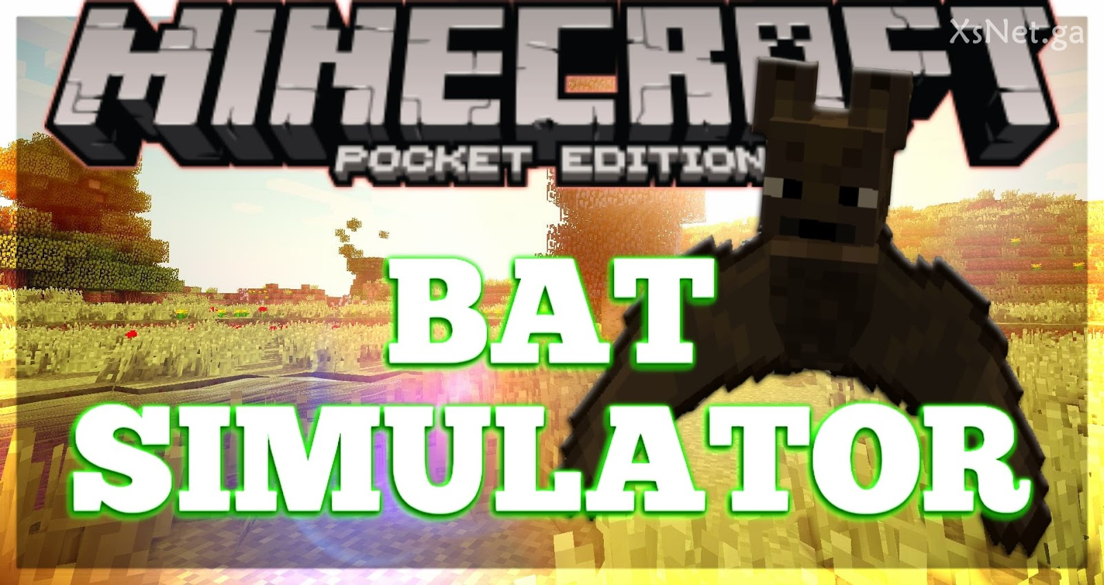 Download Bat Simulator Mod