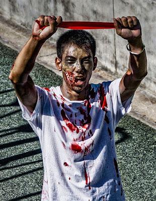 uno Zombie vincitore