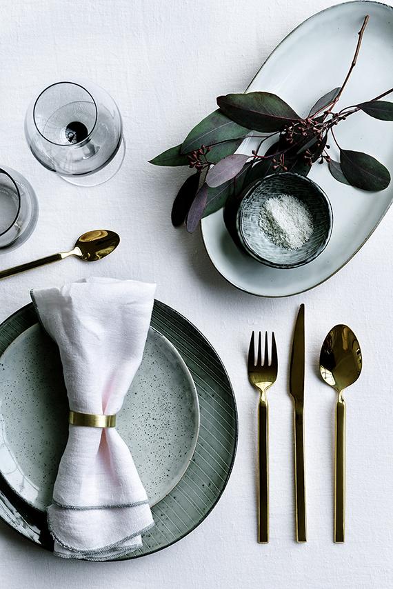 Understated festive table setting ideas | Broste Copenhagen
