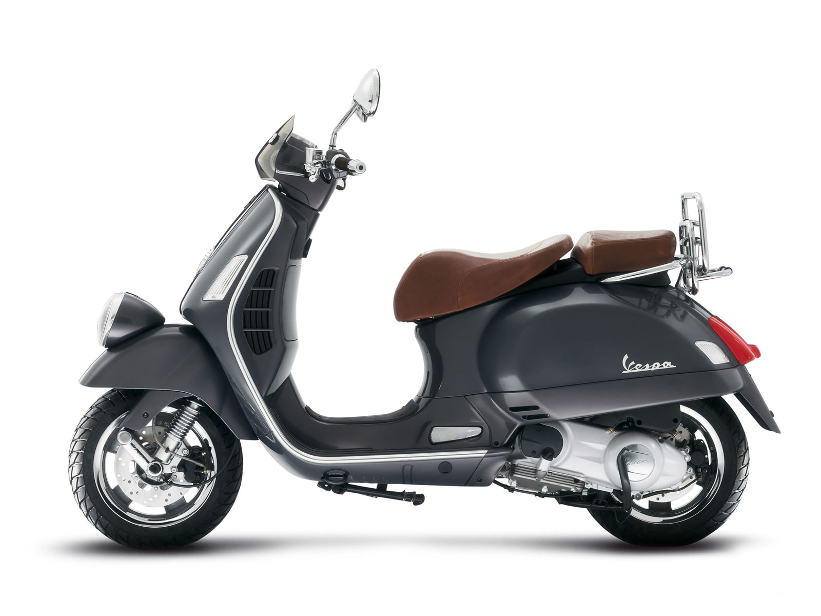 2007 VESPA GTV 250 ie Scooter Pictures.