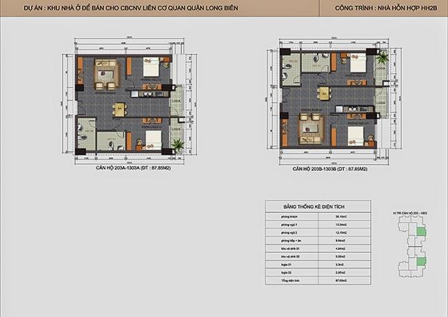căn hộ A07 - B07 chung cư Lotus Lake View