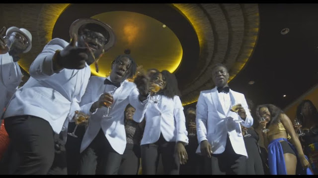 VVIP – After Party ft. Stonebwoy (Official Music Video)