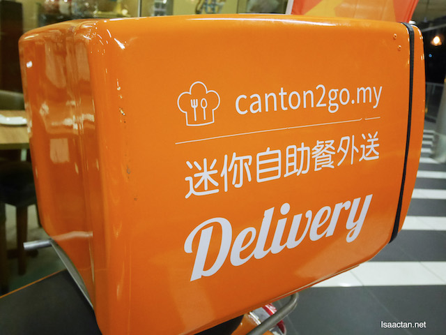 Canton2go.my Delivery
